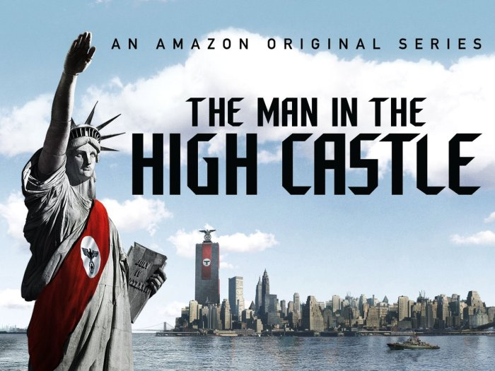 Amazon Prime's 'The Man In The High Castle,' promotional image