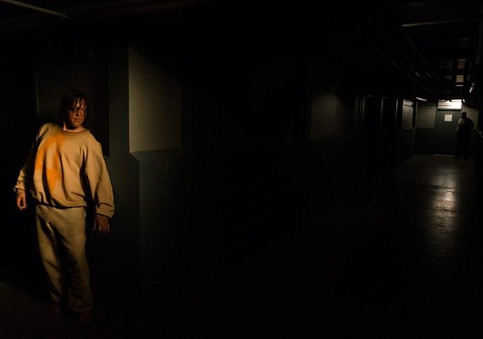 AMC's 'The Walking Dead,' Season 1, Episode 3, Daryl Dixon escapes