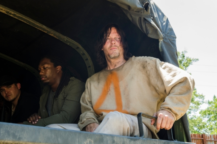 AMC's 'The Walking Dead,' Season 7, Episode 4, Daryl Dixon