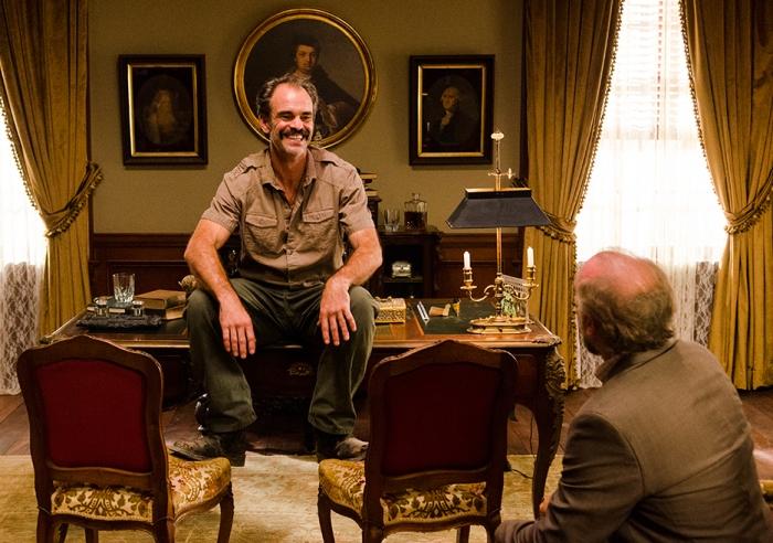 AMC's 'The Walking Dead,' Season 7, Episode 5, Simon and Gregory