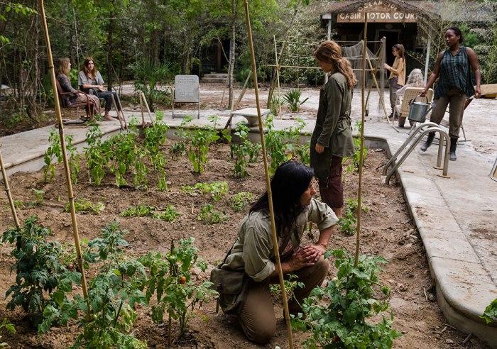 AMC's 'The Walking Dead,' Season 7, Episode 6, Oceanside Community