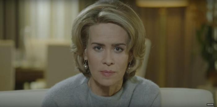 FX's 'American Horror Story Roanoke,' Chapter 10, Lana Winters