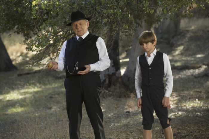 HBO's 'Westworld,' Season 1, Episode 6, Dr Ford and the Little Boy