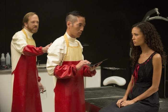 HBO's 'Westworld,' Season 1, Episode 6, Maeve