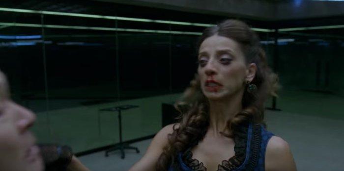 HBO's 'Westworld,' Season 1, Episode 7, Clementine fucks shit up