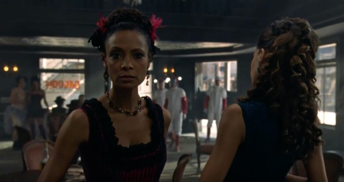 HBO's 'Westworld,' Season 1, Episode 7, Maeve realises people are coming