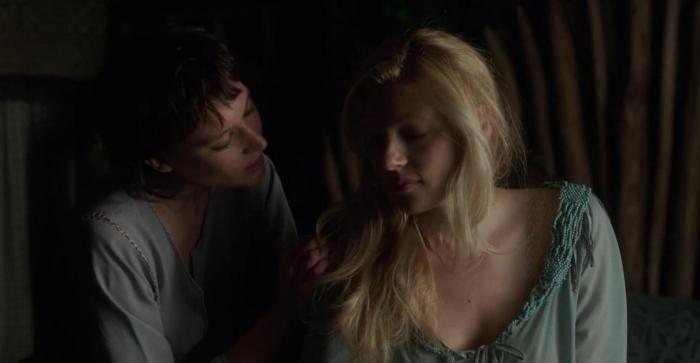History's 'Viking,' Season 4B, Episode 11, Astrid and Lagertha