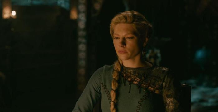 History's 'Viking,' Season 4B, Episode 11, Lagertha