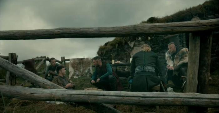History's 'Viking,' Season 4B, Episode 11, Ragnar's sons
