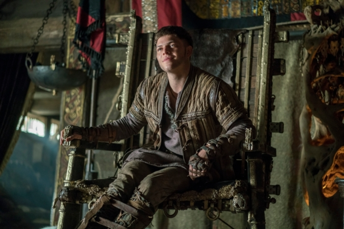 History's 'Vikings,' Season 4 Part 2, Ivar