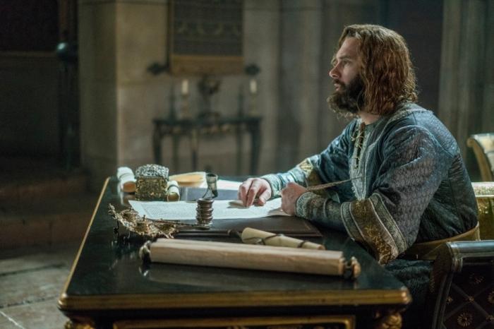 History's 'Vikings,' Season 4 Part 2, Rollo