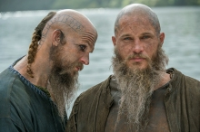 History's Vikings Season 4 Return Floki and Ragnar