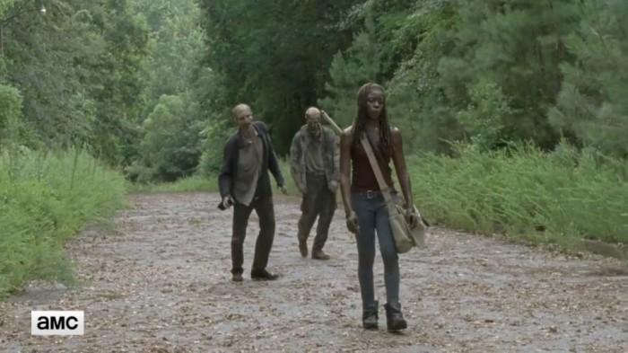 AMC's 'The Walking Dead,' Season 7, Episode 7, Michonne