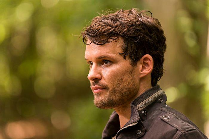 AMC's 'The Walking Dead,' Season 7, Episode 7, Spencer