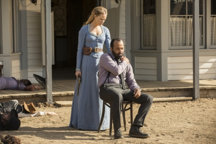HBO's 'Westworld,' Season 1 finale, Episode 10, Dolores and Arnold