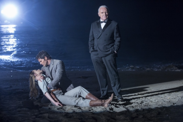 HBO's 'Westworld,' Season 1 finale, Episode 10, Dolores, Teddy and Dr Ford