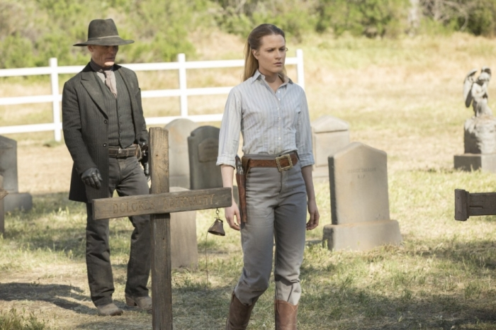 HBO's 'Westworld,' Season 1 finale, Episode 10, the Man in Black, Dolores