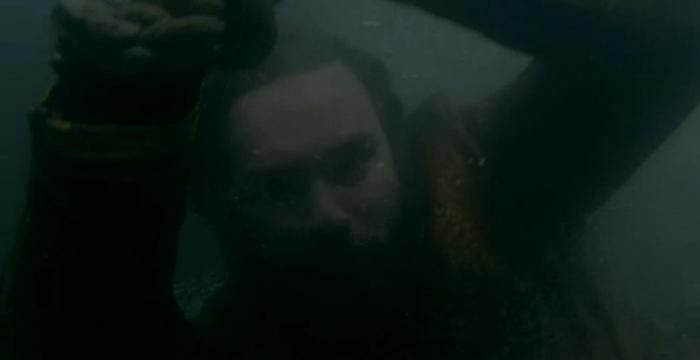 History's 'Viking,' Season 4B, Episode 13, Rollo drowning