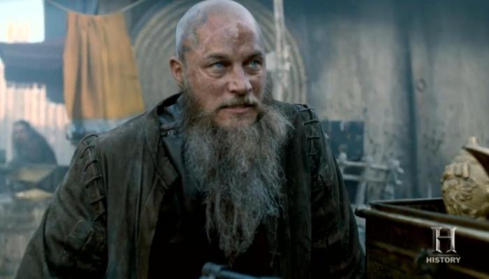 History's 'Vikings,' Seaosn 4, Part 2, Episode 12, Ragnar Lothbrok in Kattegat