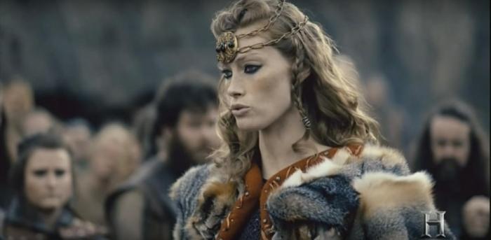 History's 'Vikings,' Season 4, Part 2, Episode 14, Aslaug