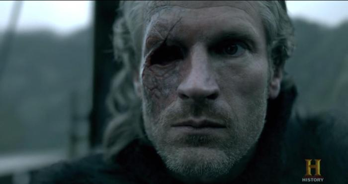 History's 'Vikings,' Season 4, Part 2, Episode 15, Man with one eye