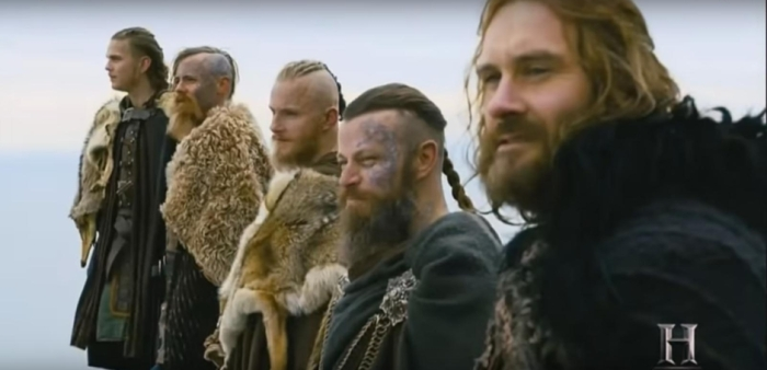 History's 'Vikings,' Season 4, Part 2, Episode 16, Crossing, Bjorn Ironside reaches the Mediterranean