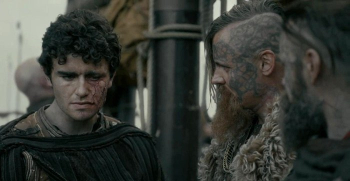 History's 'Vikings,' Season 4, Part 2, Episode 17, The Great Army, Egil