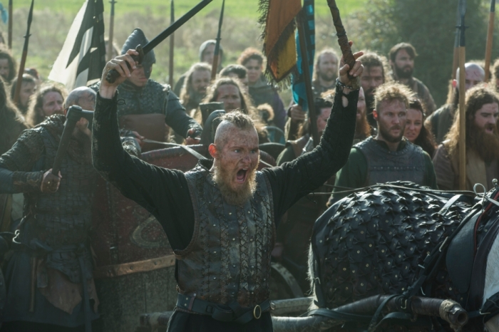 History's 'Vikings,' Season 4, Part 2, Episode 19, On The Eve, Bjorn Ironside