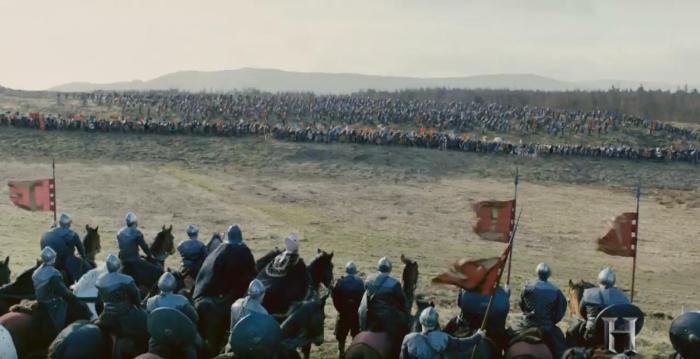 History's 'Vikings,' Season 4, Part 2, trailer, Great Heathen Army