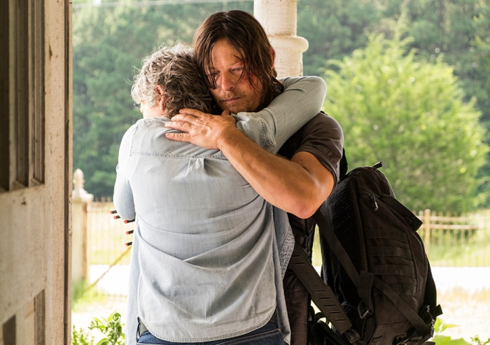 AMC's 'The Walking Dead,' Seaosn 7, Episode 10, New Best Friends, Daryl and Carol, Team Caryl, Pookie
