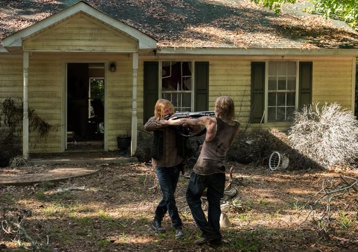 AMC's 'The Walking Dead,' Season 7, Episode 11, Dwight