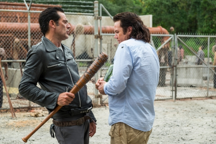 AMC's 'The Walking Dead,' Season 7, Episode 11, Negan and Eugene