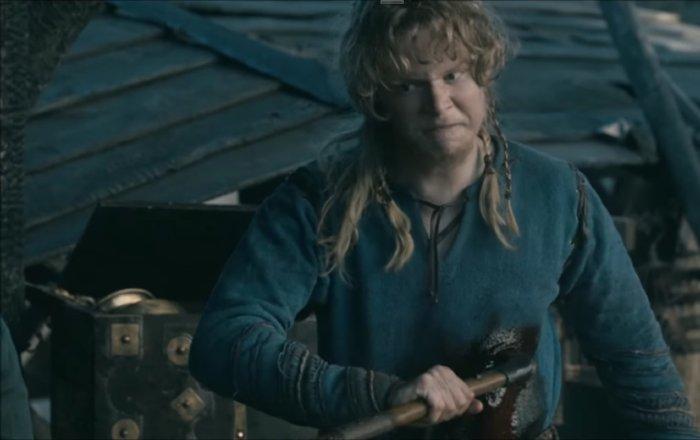 History's 'Vikings,' Season 4, Part 2, finale, Episode 20, Sigurd