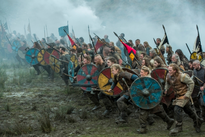 History's 'Vikings,' Season 4, Part 2, finale, Episode 20, The Reckoning, The Great Heathen Army
