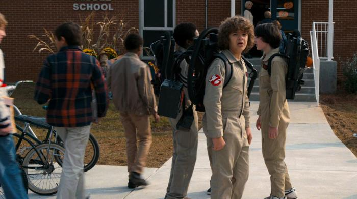 Netflix's Stranger Things Season 2 promo pic Photo Credit Entertainment Weekly, cropped