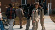 Netflix's Stranger Things Season 2 promo pic Photo Credit Entertainment Weekly, cropped