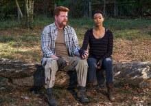 AMC's 'The Walking Dead,' Season 7 finale, Episode 16, Abraham and Sasha